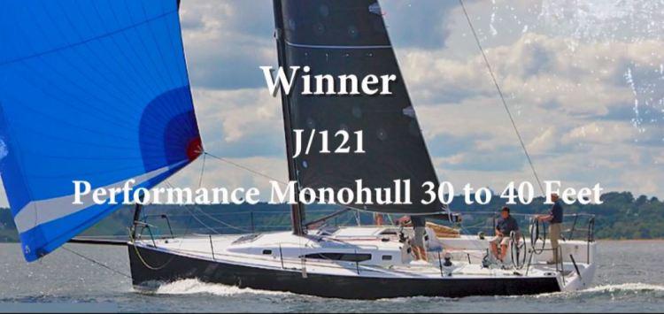 J121 Wins Best Boat Award