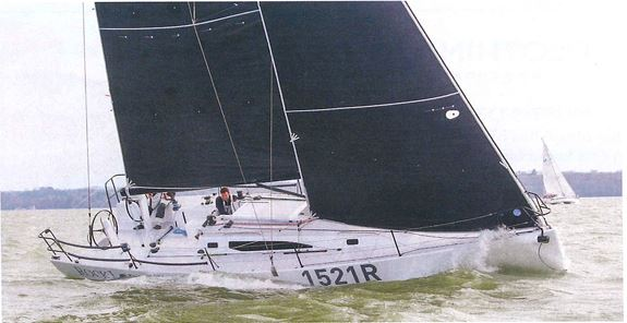 J121 Yachting Award