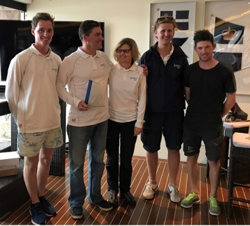 J70 Australian Champs Juno Winner